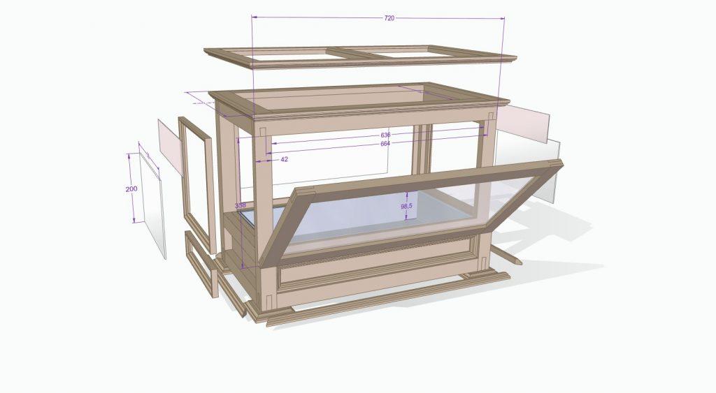 Három dimenziós tervezés, 3D modell